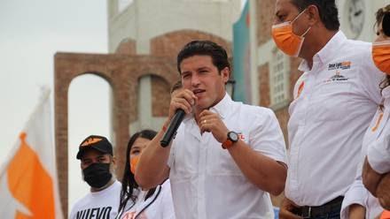 Samuel García, candidato de MC